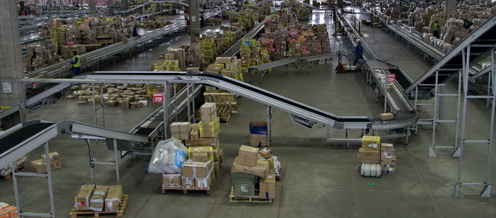 Warehouse Conveyors 8