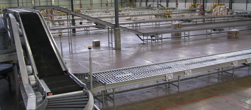 Warehouse Conveyors 3