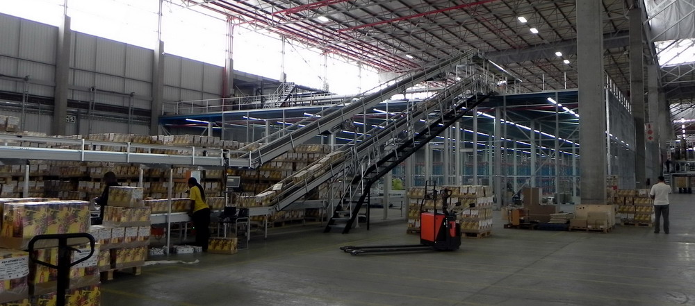 Warehouse Conveyors 9