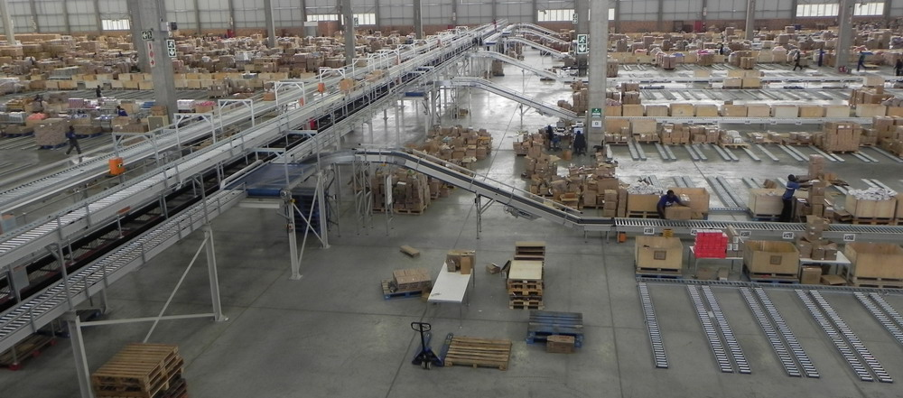 Warehouse Conveyors 1
