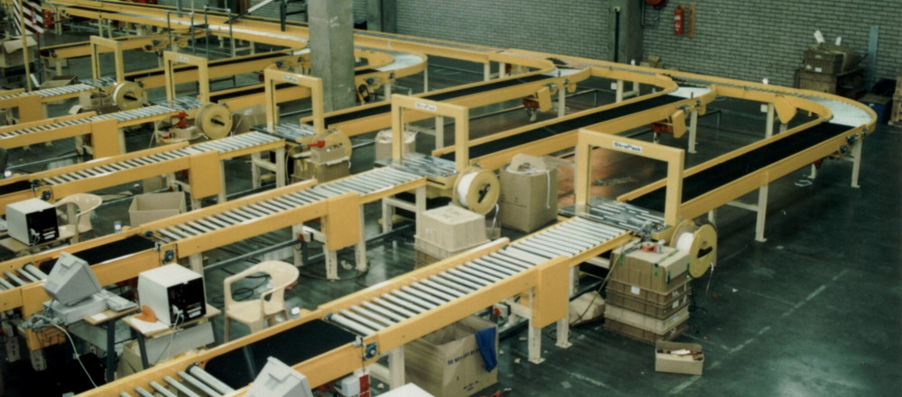 Warehouse Conveyors 6