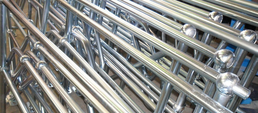 Conveyco's electro-galvanizing section offers a wide array